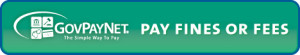 GovPayNet fines or fees